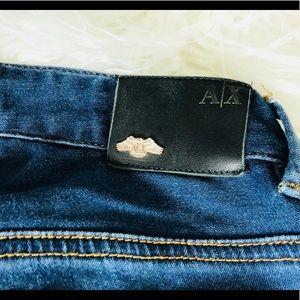 Armani Exchange skinny jeans Size 2